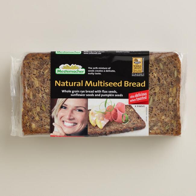 Mestemacher Natural Multiseed Bread