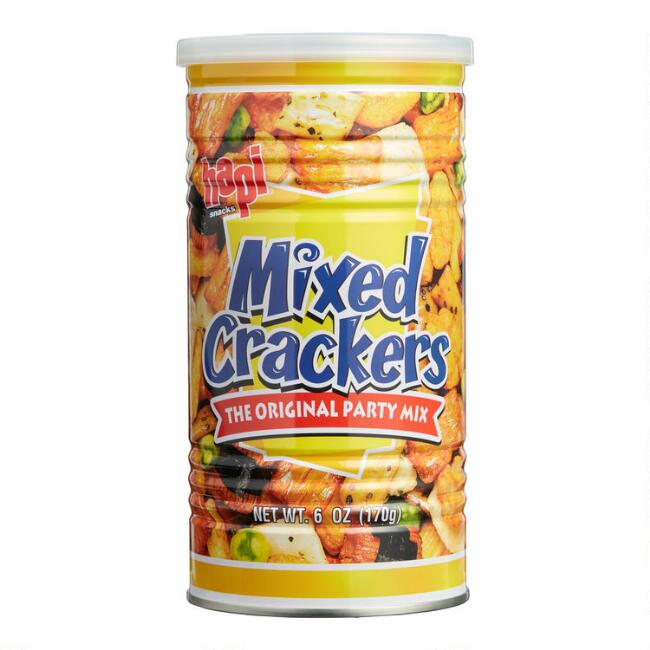 Hapi Mixed Crackers