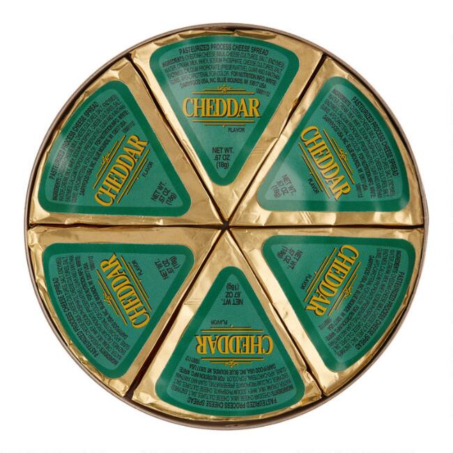 Lactoprot Cheddar Cheese Wheel
