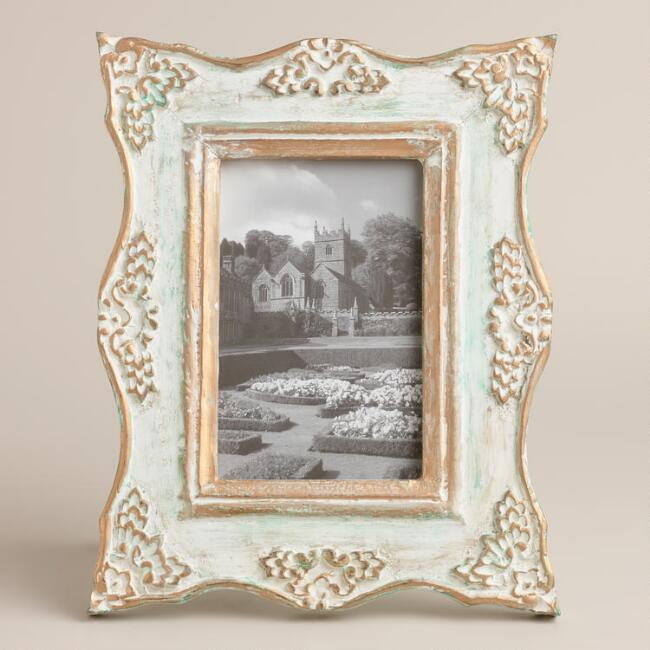 Green-Wash Fiore Frame