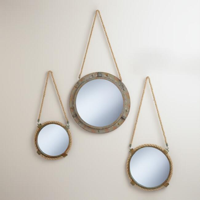 Connor Rope Mirrors