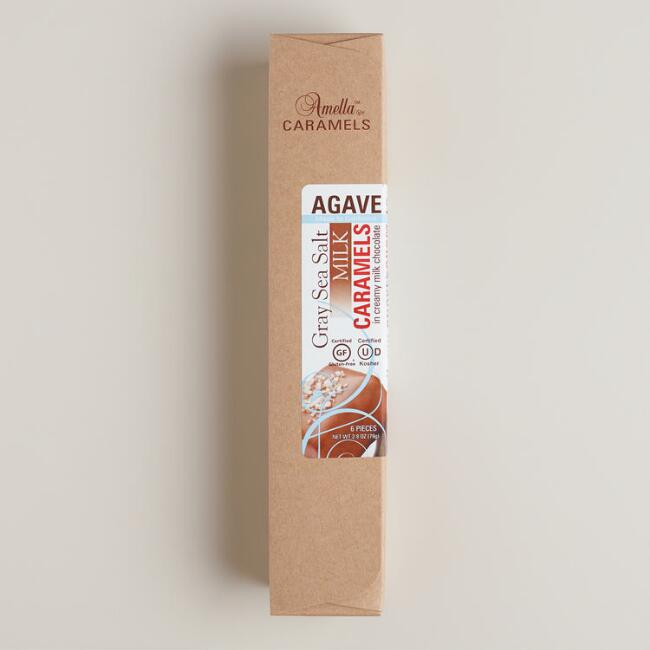 Amella Milk Chocolate Salted Caramels