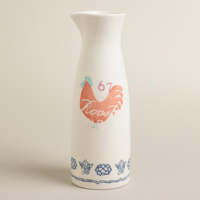 Rooster Carafe