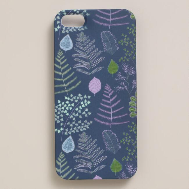 Lakehouse Leaves iPhone 5 Case