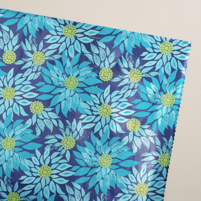 Cote d'Azur Wrapping Paper Roll