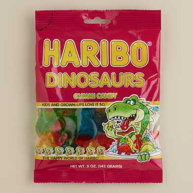 Haribo Dinosaurs Gummy Candy