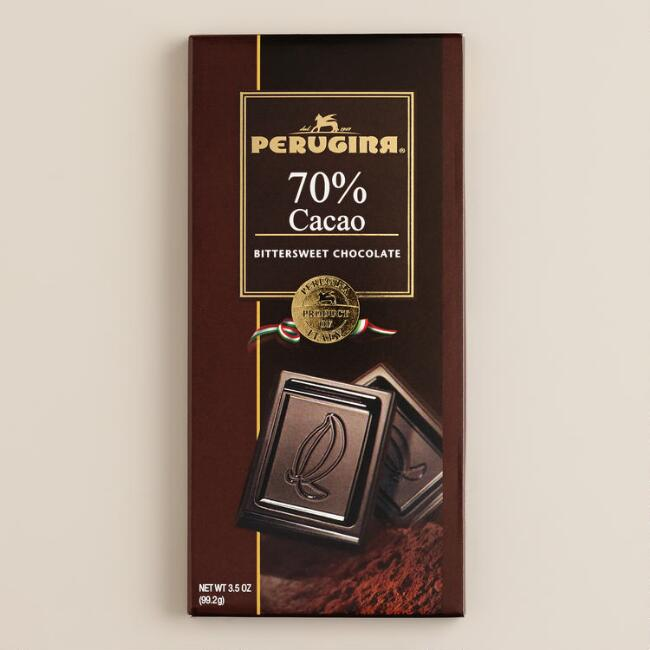 Perugina 70% Bittersweet Dark Chocolate Bar