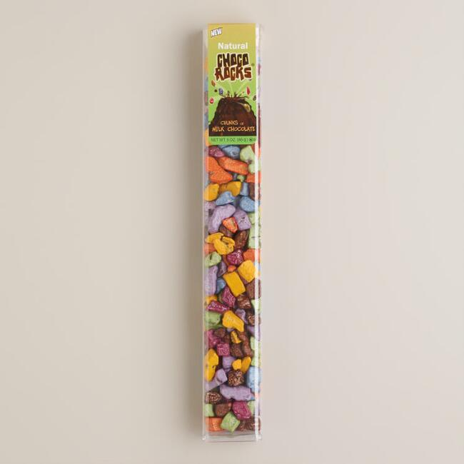 Chocolate Rocks Tube