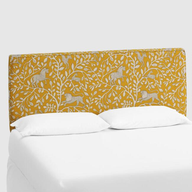 Pantheon Loran Upholstered Headboard
