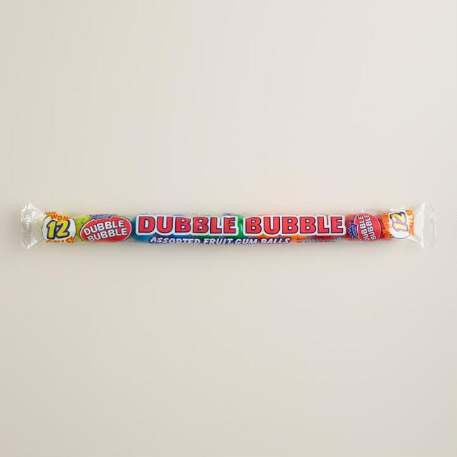 Dubble Bubble Gumball Tube