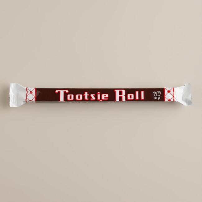 Giant Tootsie Roll, 10-Piece