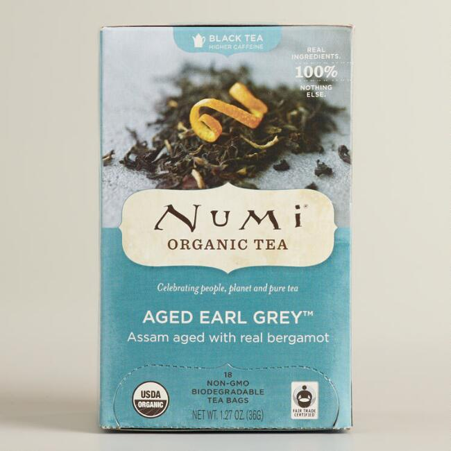 Numi Aged Earl Grey Tea