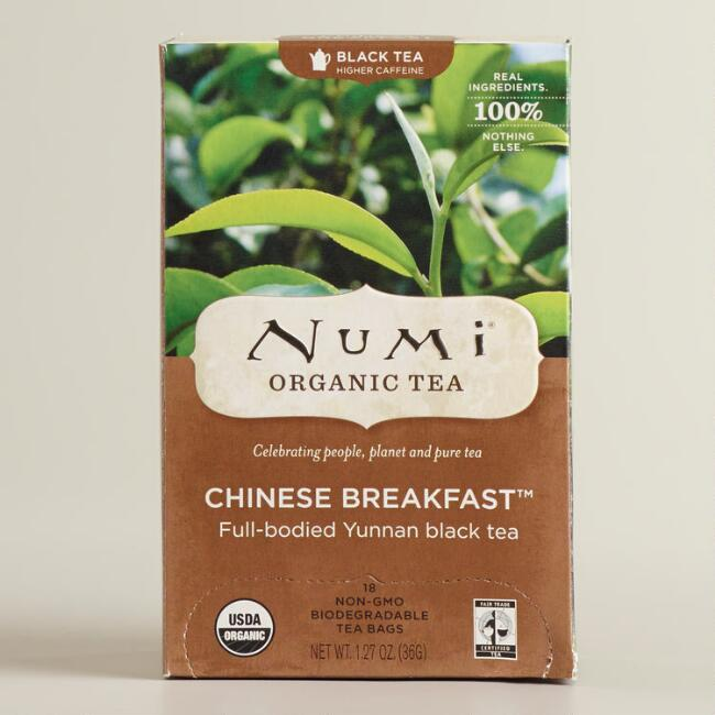Numi Chinese Breakfast Tea