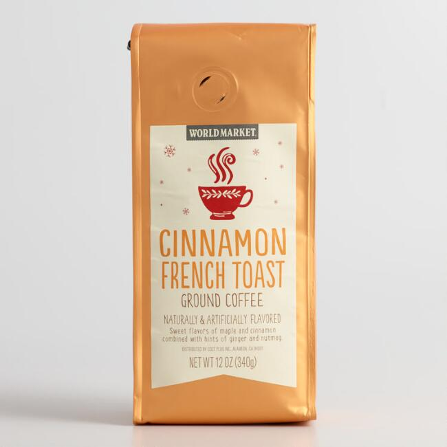 World Market® Ltd. Edition Cinnamon French Toast Coffee