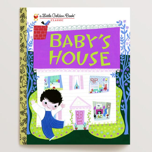 Baby's House, a Little Golden Book
