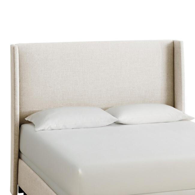 Custom Upholstered Beds and Bed Frames | World Market