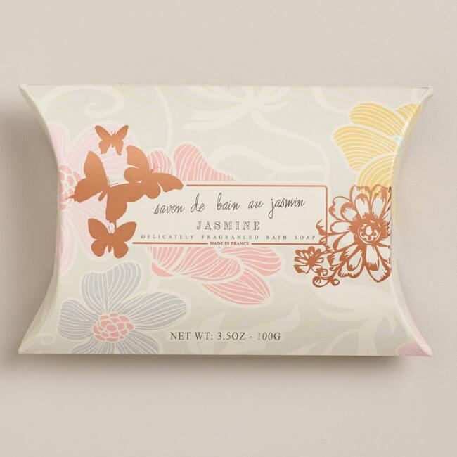Jasmin Pillow Box Soap