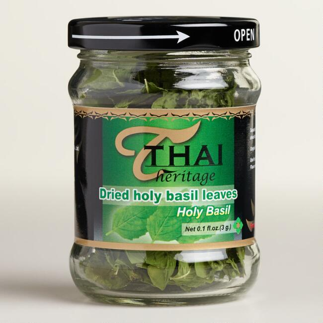 Thai Heritage Dried Holy Basil