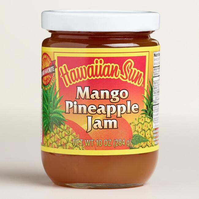 Hawaiian Sun Mango Pineapple Jam