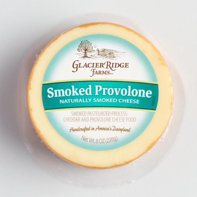 Glacier Ridge Farms Smoked Provolone Cheese