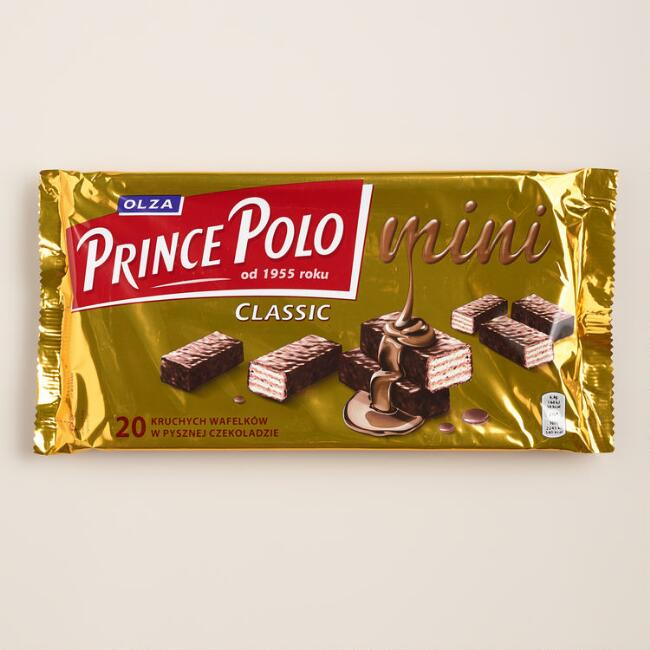 Prince Polo Mini Confections