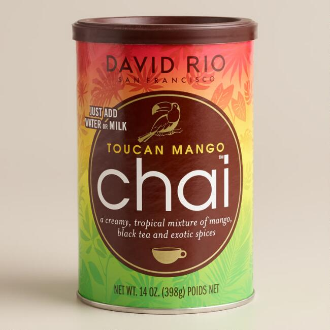 David Rio Toucan Mango Chai Tea Mix