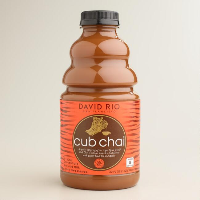 David Rio Cub Chai Liquid Tea Concentrate
