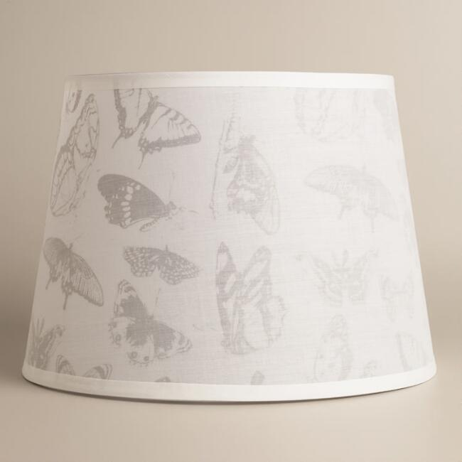 Butterfly Table Lamp Shade