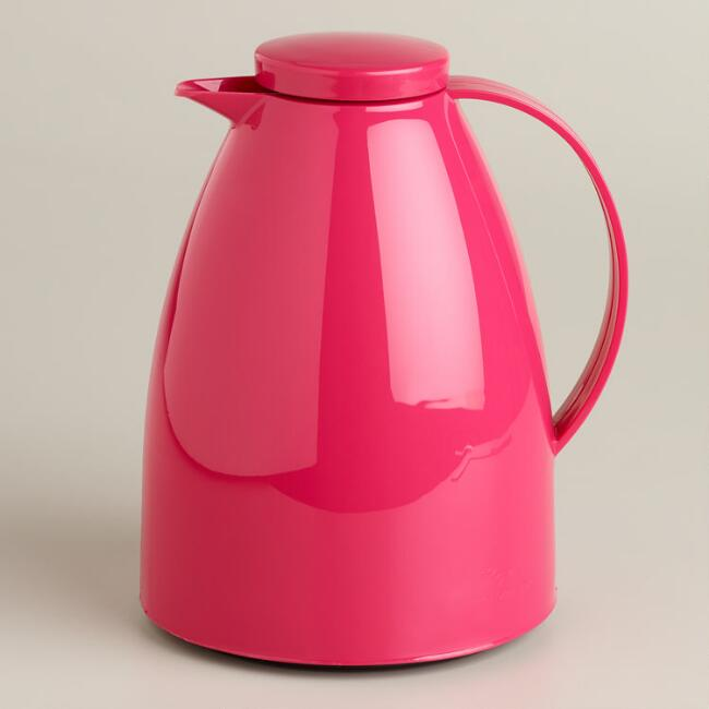 Pink Thermal Carafe