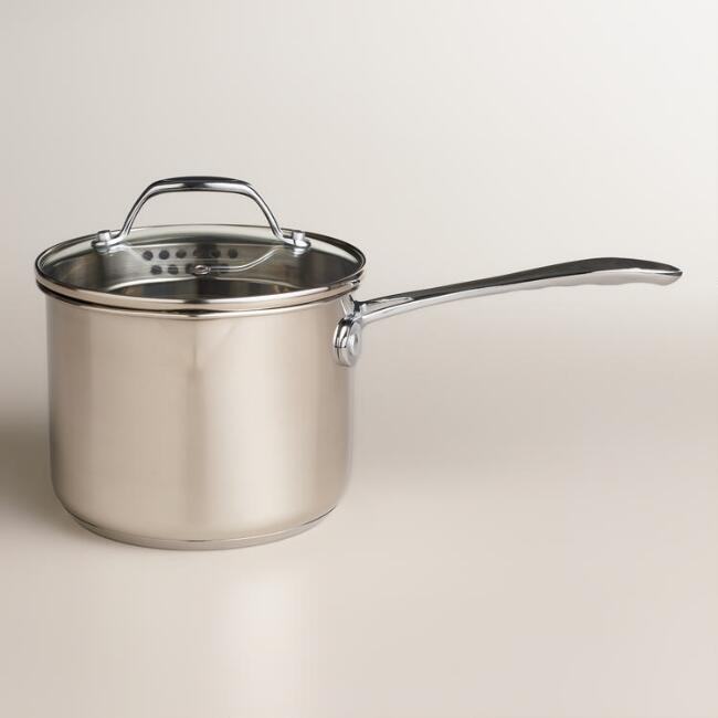 Stainless Steel Multi-Use Cooking Pot