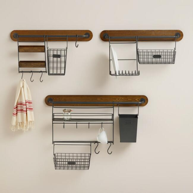 italian modular shelving modular kitchen wall storage collection world market