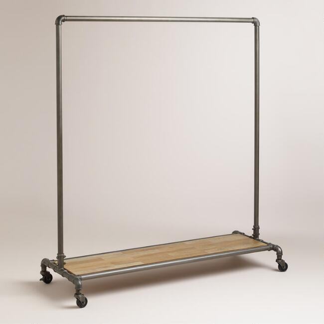 Clea Pipe Clothes Rack