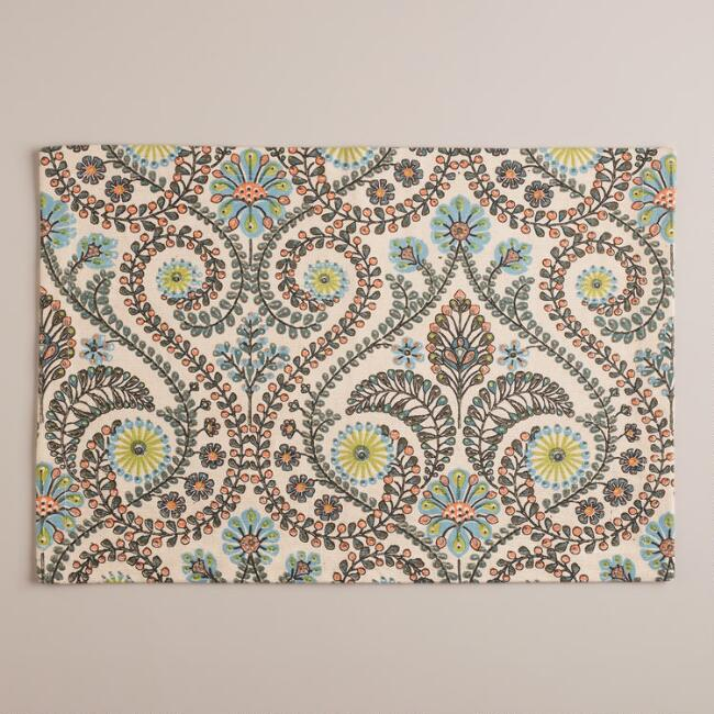 Treetop Placemats, Set of 4