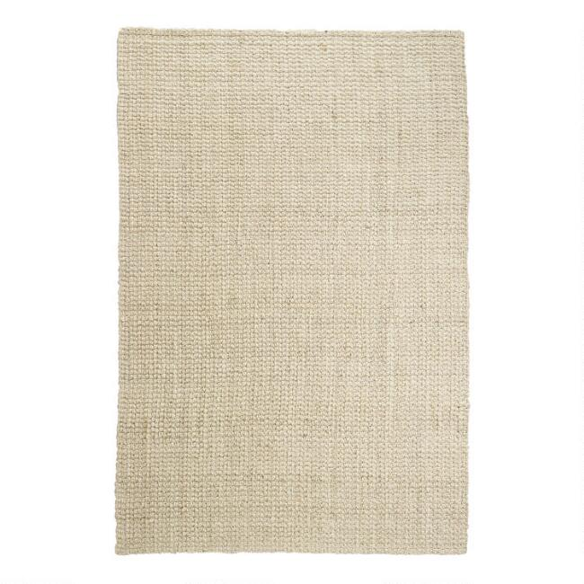 wool helena grey sil stud products woven white rug