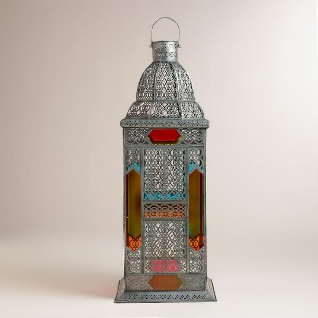 Large Abhati Ethel Tabletop Lantern