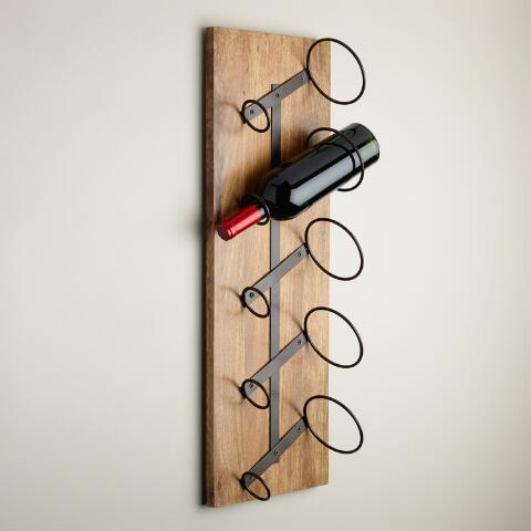 Wall Wine Rack Previous V4
