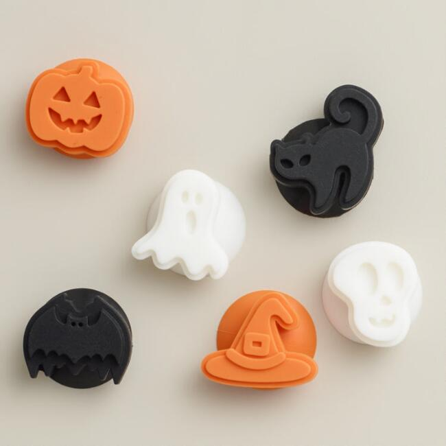 Halloween Wine Charms, 6-Pack