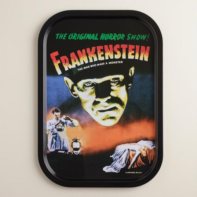 Frankenstein's Monster Serving Tray