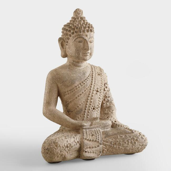 Sitting Meditation Buddha