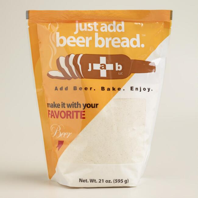 Just Add Beer Bread Mix