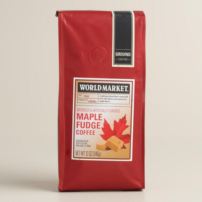 World Market® Limited Edition Maple Fudge Coffee