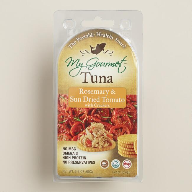 My Gourmet Rosemary Sundried Tomato Snack Pack
