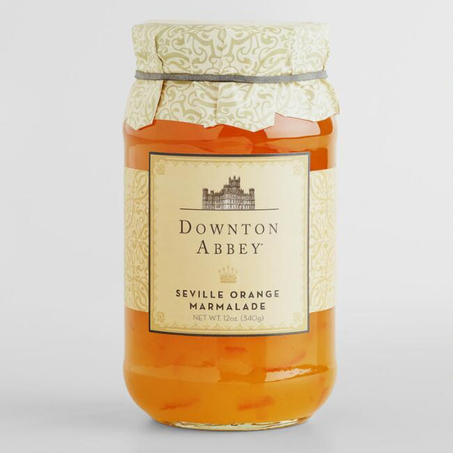 Downton Abbey Orange Marmalade