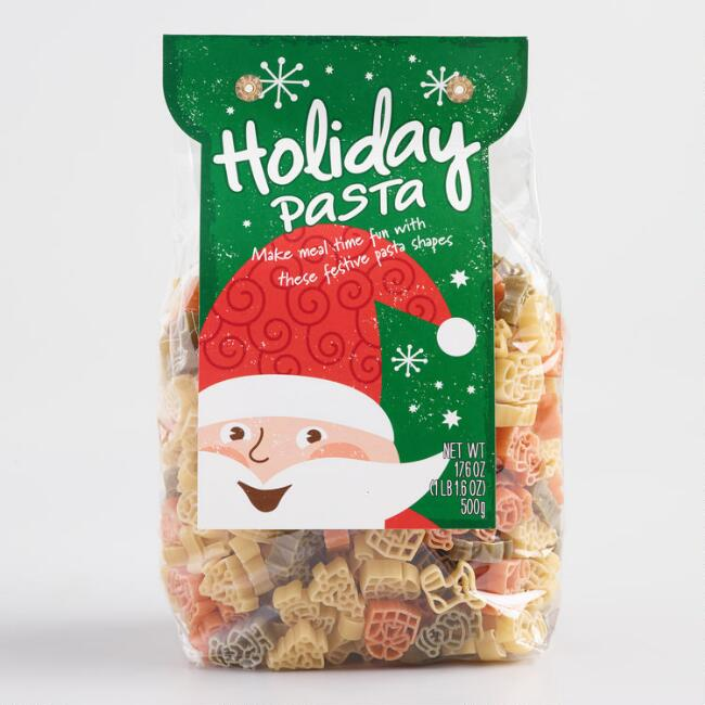 World Market® Holiday Pasta, Set of 2