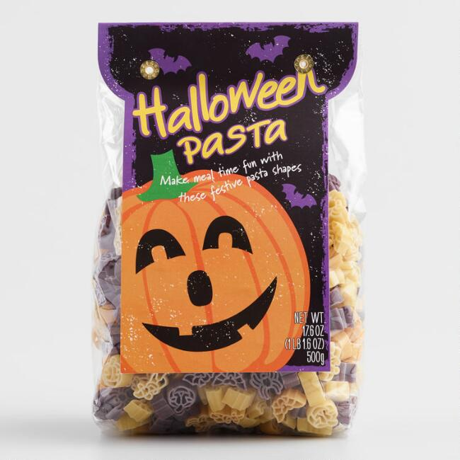 world market halloween pasta set of 2