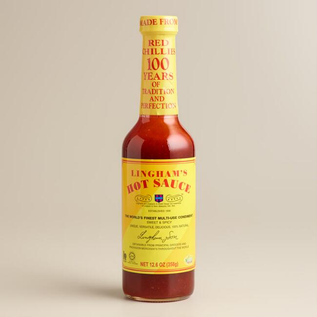 Lingham's Original Hot Sauce