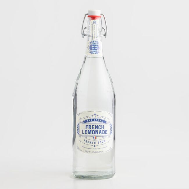 Artisanal Lemonade French Soda