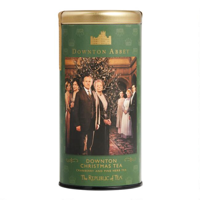 The Republic of Tea Downton Abbey Christmas Tea
