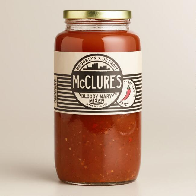 McClure's Bloody Mary Mix, 32 oz.