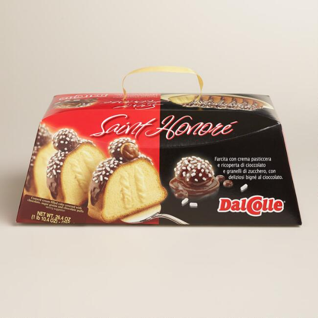 Dal Colle Saint Honore' Cake